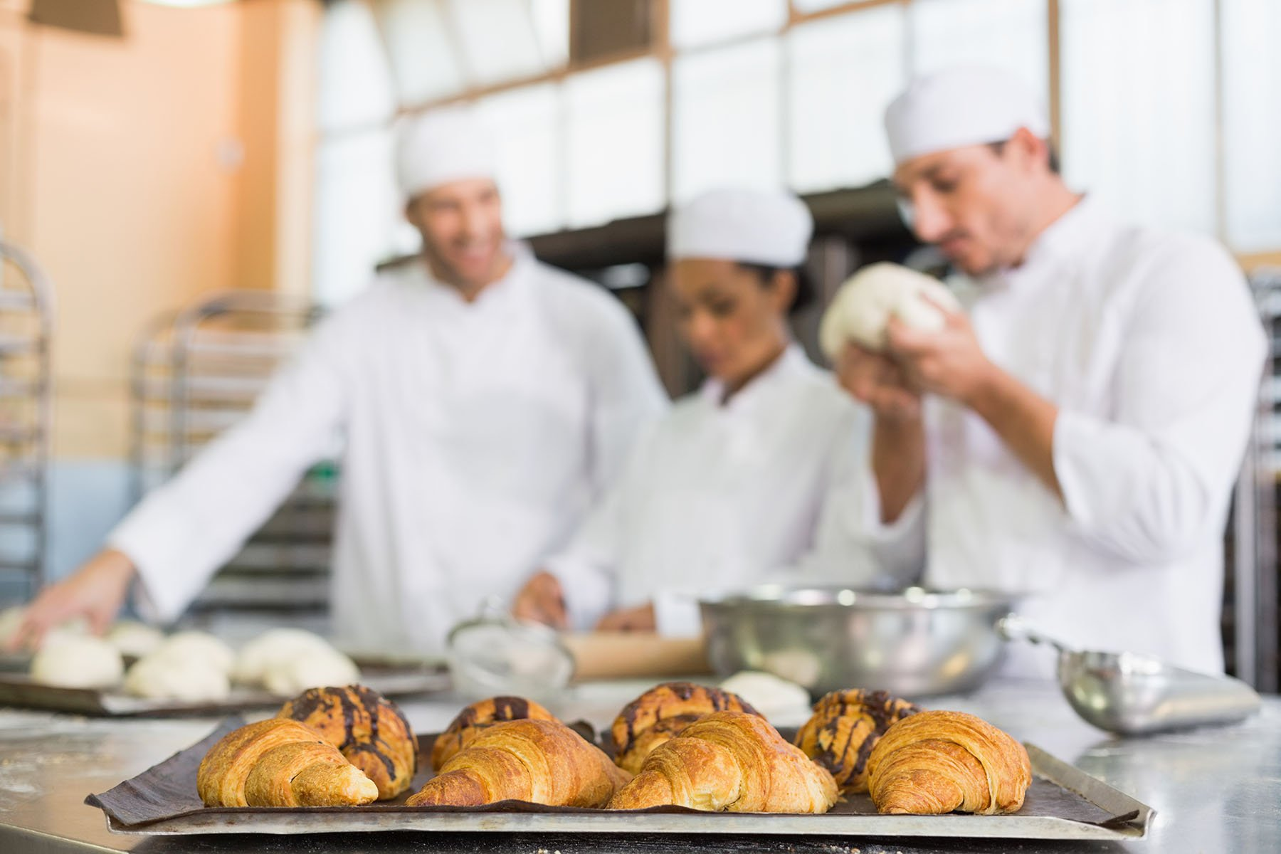 State of the Baking Industry 2018 [Infographic] | OrderNova | Bakery