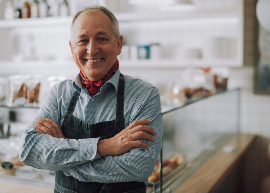 Bakery owner prepared for holiday season